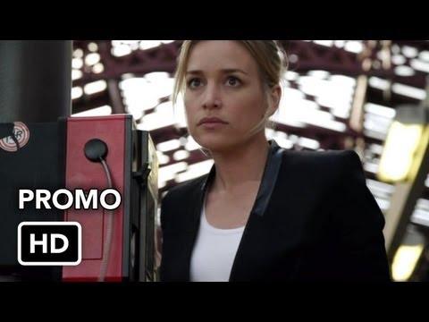 Covert Affairs 4x09 Promo