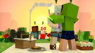 Minecraft : O MELHOR PEDIDO DE NAMORO !! - The Sims Craft Ep.234