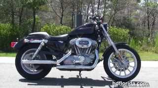 9. Used 2007 Harley Davidson  Sportster 883 Motorcycles for sale  - Sarasota, FL