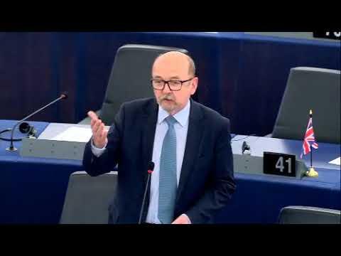 Ryszard Legutko - ws. łamania prawa przez instytucje unijne