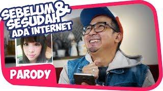 Video SEBELUM vs SESUDAH ADA INTERNET Wkwkwkwk MP3, 3GP, MP4, WEBM, AVI, FLV Februari 2018
