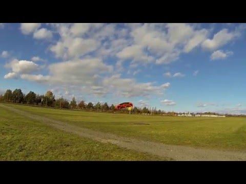 Spiderkites Smithi 27.10.2013 (видео)