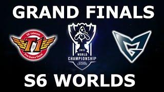 Video SKT vs SSG - Finals Full Series S6 LoL eSports World Championship 2016! SKT T1 vs Samsung MP3, 3GP, MP4, WEBM, AVI, FLV Agustus 2018