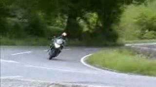 6. 2007 Suzuki GSF 1250 S Bandit action!