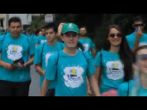 Jesus no Litoral - Santa Catarina 2015/2016