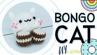 Bongocat häkeln 🐈 *Do it Yourself* | Memes