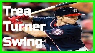 Trea Turner | Swing Like the Greats