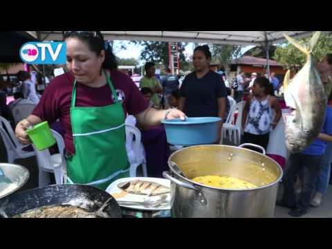 Tipitapeños realizan Feria del Pescado