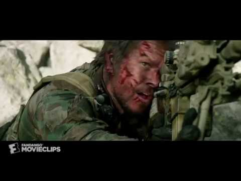 Lone Survivor (4-10) Movie CLIP - Never Out of the Fight (2013) HD