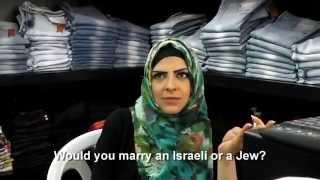 Video Palestinians: Would you marry a Jew? MP3, 3GP, MP4, WEBM, AVI, FLV Februari 2019
