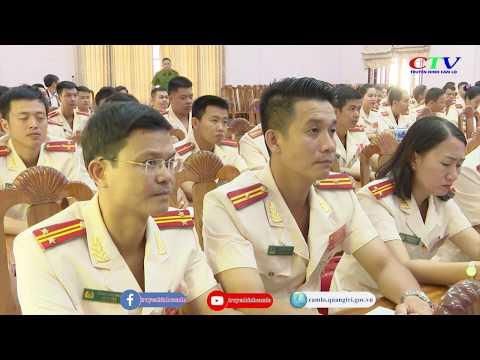 Đại hội Đảng bộ Công an huyện