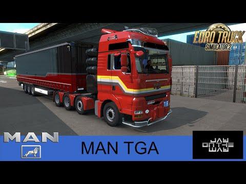 MAN TGA v1.6 Fix 1.36