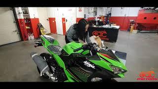 10. Kawasaki Ninja 400 2020 ABS KRT Edition Unboxing