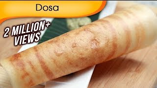 Dausa India  city photo : Dosa | Popular South Indian Food | Sada Dosa Recipe By Ruchi Bharani