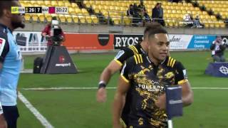 Hurricanes v Waratahs Rd.7 Super Rugby Video HIghlights 2017