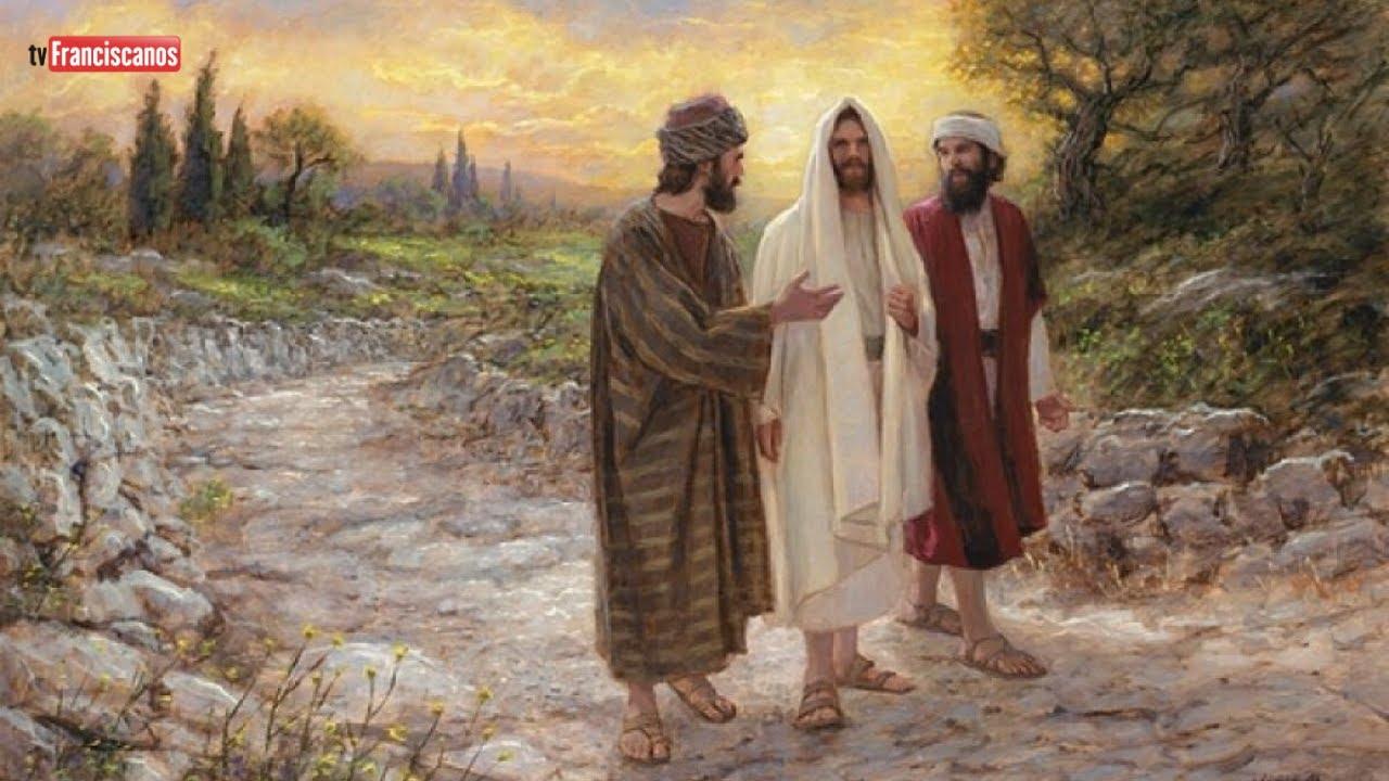 [Caminhos do Evangelho   3º domingo da Páscoa]