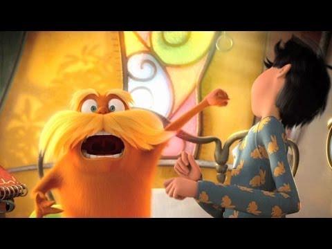 'Dr. Seuss' The Lorax' Trailer 2 HD