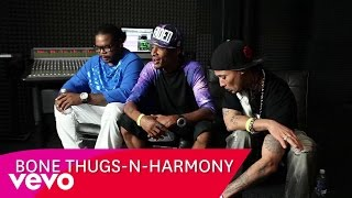 Bone Thugs-N-Harmony - VEVO News Interview (Hot97 SJXX)
