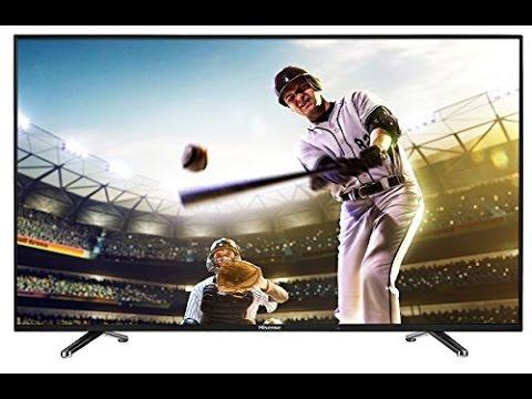 Hisense 50H6B 50 Inch 1080p Smart LED TV 2015 Model