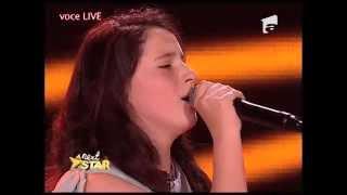 "Teodora Sava si Paula Seling - Laura Pausini feat. Lara Fabian - ""La Solitudine"" - Next Star"