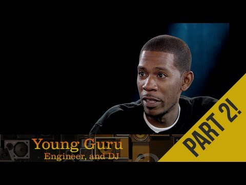 Jay Z's Engineer, Young Guru (Part 2) – Pensado's Place #129