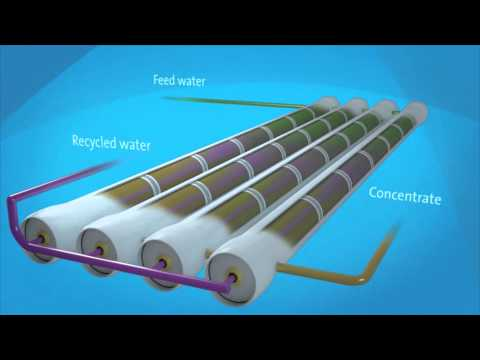 rô - Learn about the reverse osmosis process to clean water. ----- You may view, share, display, download and copy this video for non-commercial educational purpo...