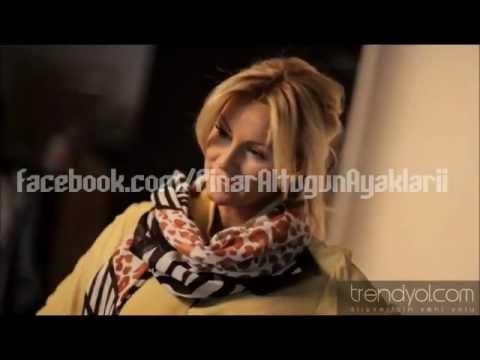 Pınar Altuğ - Trendyol Ayak Görüntüleri