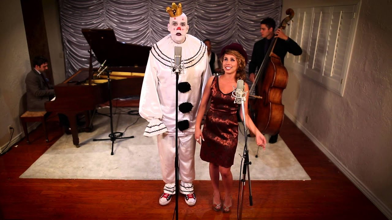 Mad World – Vintage Vaudeville – Style Cover ft. Puddles Pity Party & Haley Reinhart