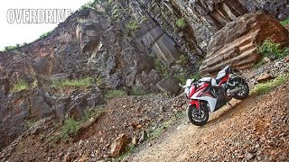 2. 2015 Honda CBR 650F road test review by OVERDRIVE