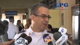 Cotto advierte que pandilleros quieren dañar imagen de la PNC