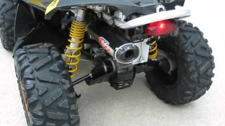 8. 2011 CAN AM RENEGADE 800 XXC $5000 FOR SALE WWW.RACERSEDGE411.COM