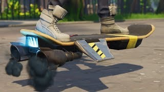 Hoverboard Now Available (Save the World)
