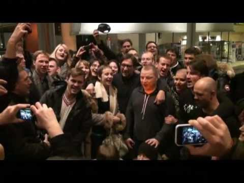 Юрий Шевчук, группа ДДТ в Торонто 25 января 2013