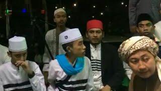 Syubbanul Muslimin Tiba di Acara Milad Majelis Nurul Musthofa Ke 22 | Sabtu, 17 Februari 2018