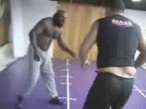 Kimbo vs lucha y pierde