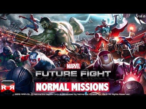 เกม MARVEL Future Fight