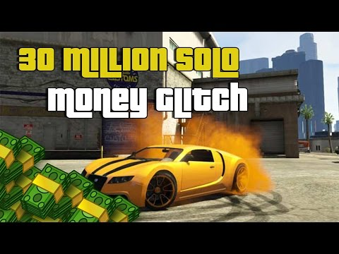 GTA 5 Glitches \
