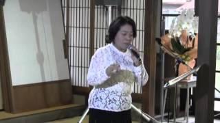 五条川小弓の庄・桜コンサート(3)広瀬まり・まりっぺオンステージ