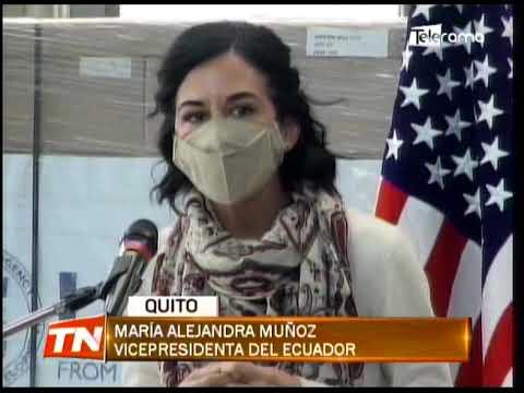 Ministro de salud optimista sobre evolución de pandemia