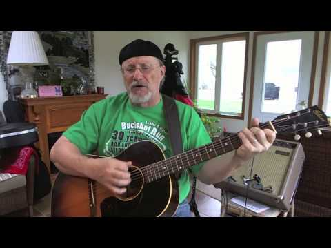 1363  - Black Day In July -  Gordon Lightfoot cover with guitar chords and lyrics