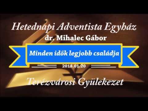 Minden idők legjobb családja     dr. Mihalec Gábor   2018.01.20