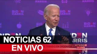 Congreso confirma a Joe Biden como presidente – Noticias 62 - Thumbnail