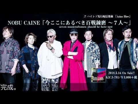 「Asian Blow」トレイラー/NOBU CAINE