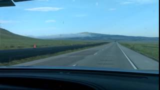 Clayton (NM) United States  City pictures : Is that FOG ? 2016 Past Clayton NM, going to Raton, NM