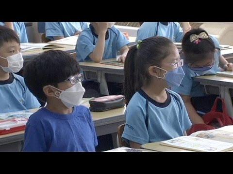 Ν.Κορέα: Στους 16 οι νεκροί από τον κοροναϊό – Άνοιξαν 200 σχολεία