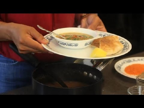 Lebanese Lentil Soup Recipe : Vegetarian Recipes
