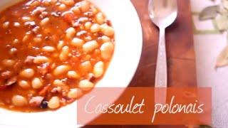 Cassoulet polonais