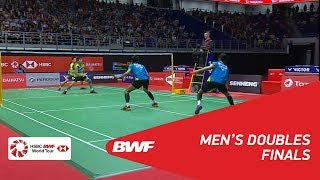 Video MD | GOH V/TAN (MAS) vs ALFIAN/ARDIANTO (INA) | BWF 2018 MP3, 3GP, MP4, WEBM, AVI, FLV Januari 2019