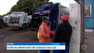 Saiba como descartar lixo doméstico durante a pandemia