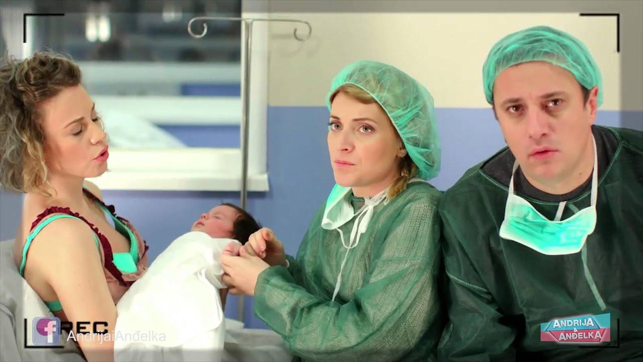 Andrija i Andjelka – Kako izabrati ime za bebu?